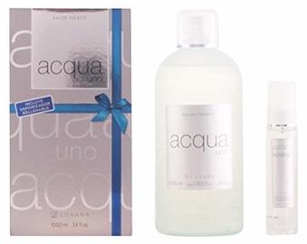 Luxana Acqua Uno 1000ml EDT + 50ml EDT Unisex