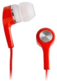 Forever Universal X-Bass In-Ear Earphones Red