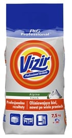 Vizir Professional Regular Alpine Fresh Washing Powder 7.5kg