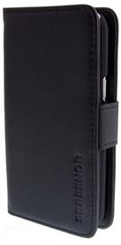 Screenor Book Case For Huawei Honor 9 Lite Black