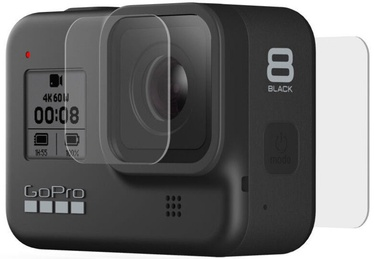 GoPro Tempered Glass Lens + Screen Protectors for Hero8