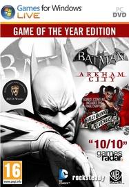 Batman: Arkham City GOTY PC