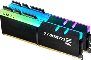 G.SKILL Trident Z RGB Black 16GB 3600MHz CL16 KIT OF 2 F4-3600C16D-16GTZRC