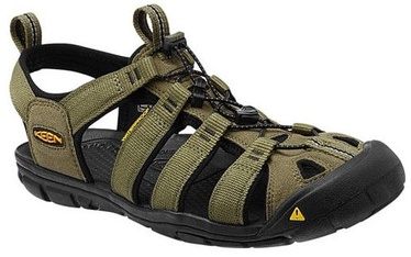 Keen Clearwater CNX Men Burnt Olive/Black 44.5