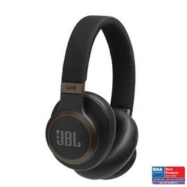 Kõrvaklapid juhtmeta JBL LIVE650 must