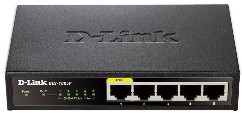 D-Link DES-1005P/B