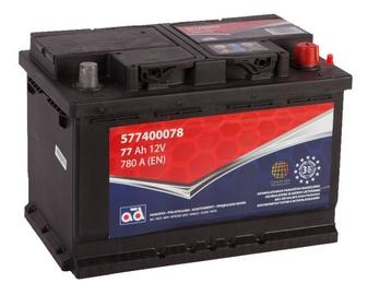 Аккумулятор AD BALTIC 577400078, 12 В, 77 Ач, 780 а