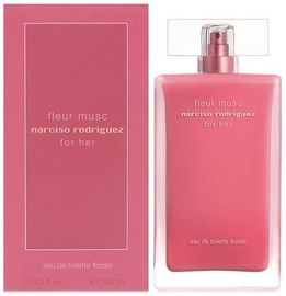 Narciso Rodriguez Fleur Musc For Her 100ml EDT