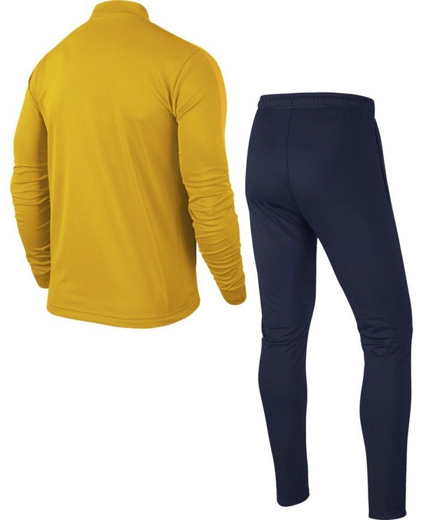 Nike Academy 16 Knit Junior Tracksuit Yellow Navy L