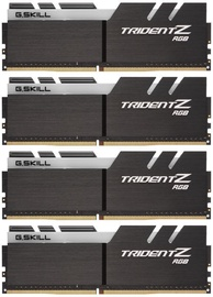 G.SKILL Trident Z RGB 32GB 3000MHz CL14 DDR4 KIT OF 4 F4-3000C14Q-32GTZR