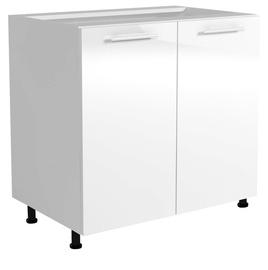 Нижний кухонный шкаф Halmar Vento D 80/82 White