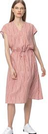 Audimas Shirt Style Dress Redwood L