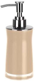 Spirella Soap Dispenser Sydney Acrylic Beige