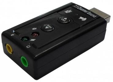 Savio AK-01 Sound Card USB 7.1