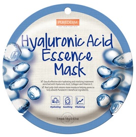 Purederm Hyaluronic Acid Essence Mask 18g