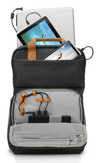 "HP Notebook Backpack Black 17.3"""