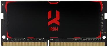 Operatiivmälu (RAM) Goodram IRDM Black SBGOD4G0832IR10 DDR4 (SO-DIMM) 8 GB