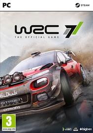 WRC 7: FIA World Rally Championship PC