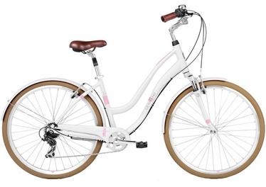 """Jalgratas LEGRAND Pave 4 M 28"""" White 17"""