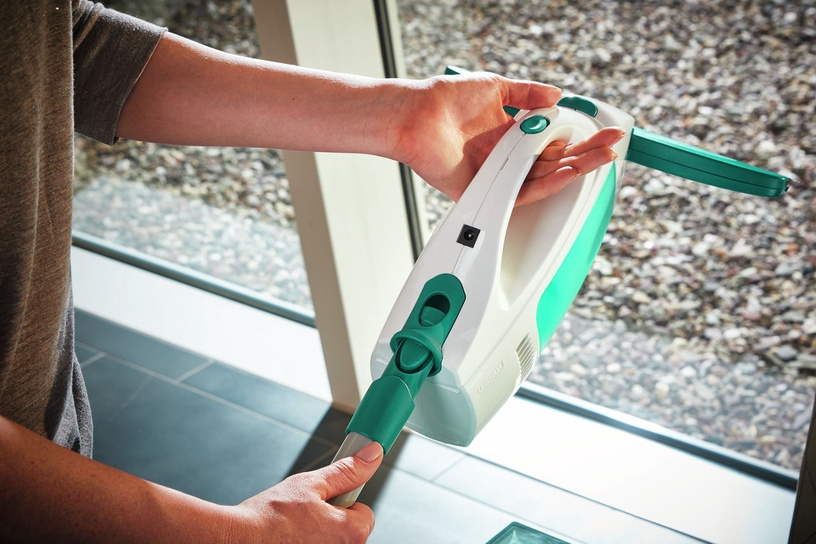 Leifheit Vacuum Window Cleaner Dry&Clean With Handle 43cm