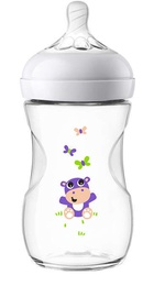 Philips Avent Natural Hippo 260ml SCF 070/22