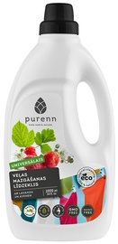 Purenn Universal Laundry Detergent Liquid with Lavander and Raspberries 1l