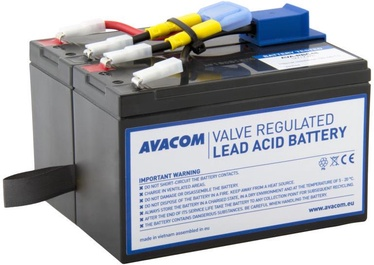 Avacom Battery For UPS Replacement For RBC48