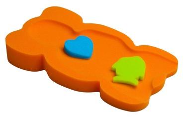 BabyOno Baby Bath Pads Elephant Midi Orange