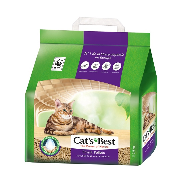 KASSILIIV CATS BEST Smart pallets 10l /6kg