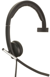 Kõrvaklapid Logitech H650e Mono Black