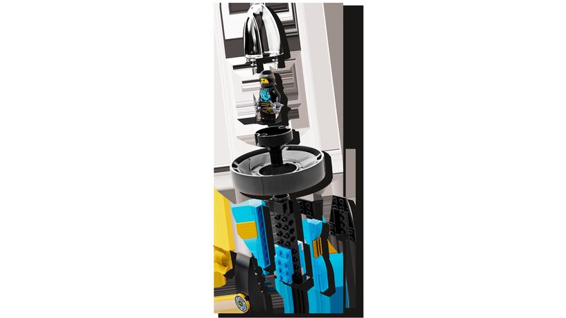 Konstruktor LEGO Ninjago, Nya – Spinjitzu meister 70634
