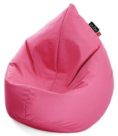 Кресло-мешок Qubo Drizzle Drop, розовый, 120 л