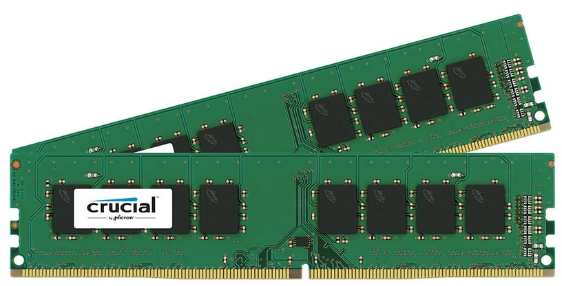 Crucial 32GB 2400MHz DDR4 CL17 DIMM KIT OF 2 CT2K16G4DFD824A