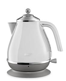 Электрический чайник De'Longhi KBOC2001.W, 1.7 л