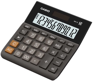 Casio Calculator MH-12 Black