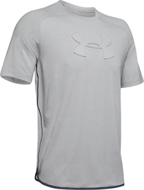 Under Armour Unstoppable Move T-Shirt 1345549-001 Light Grey L