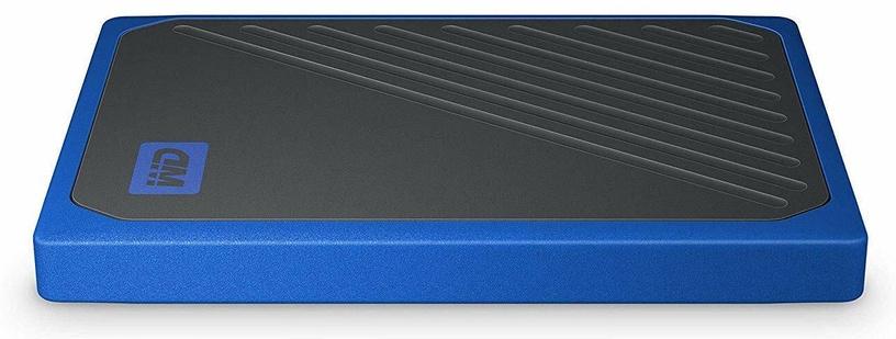 Western Digital My Passport Go 500GB External SSD Black/Blue