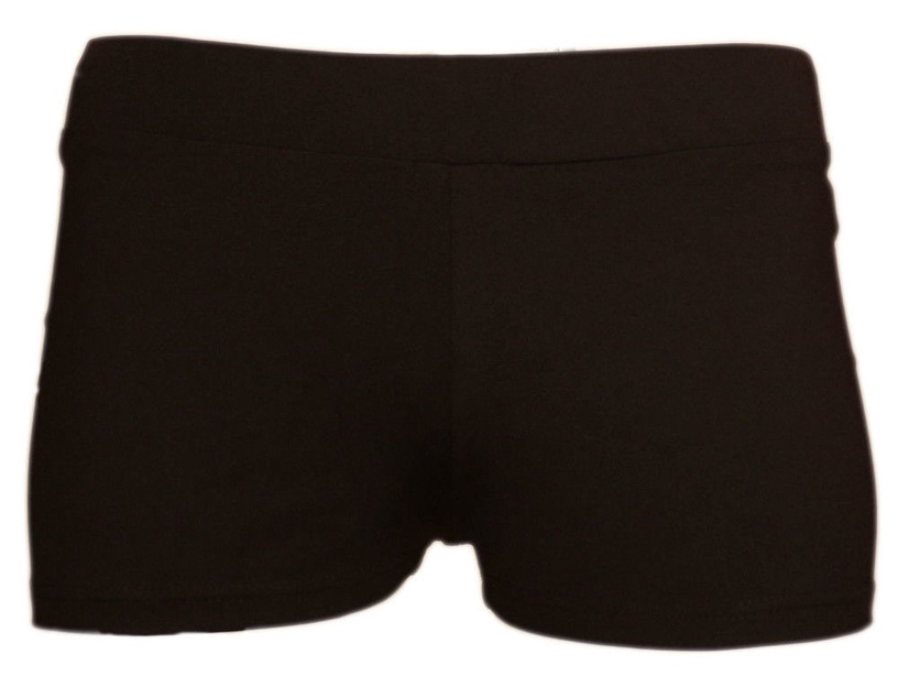 Bars Womens Shorts Black 58 XL
