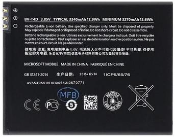 Nokia Original Battery For Microsoft Lumia 950XL/Dual SIM 3340mAh