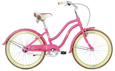 """Jalgratas LEGRAND Sanibel JR 24"""" Pink Green 17"""
