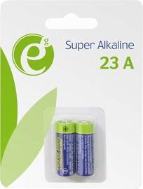 Gembird Energenie Alkalina 23A Battery 12V 2-Pack EG-BA-23A-01