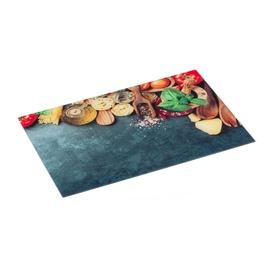 SG Secret de Gourmet Italy Glass Cutting Board 30x20cm 146541B