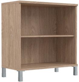 Skyland Born B 410.1 Office Shelf 90x92x45cm Devon Oak