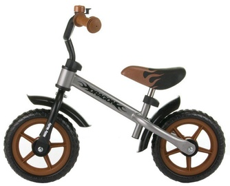 Lastejalgratas Milly Mally DRAGON Balance Bike Classic 2145