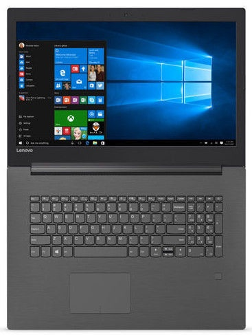 Lenovo IdeaPad 320-17 Black 81BJ005WPB