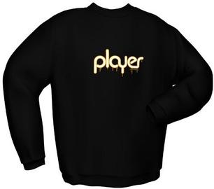 GamersWear Player Sweater Black S