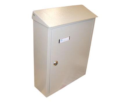 Postkast PD900, hall