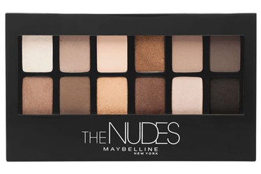 Lauvärv Maybelline The Nudes, 9.6 g