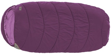 Magamiskott Easy Camp Ellipse Majesty Purple, vasak, 210 cm