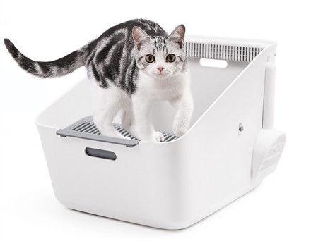 Petkit Pura Cat Detective Deodorizing Litter Box
